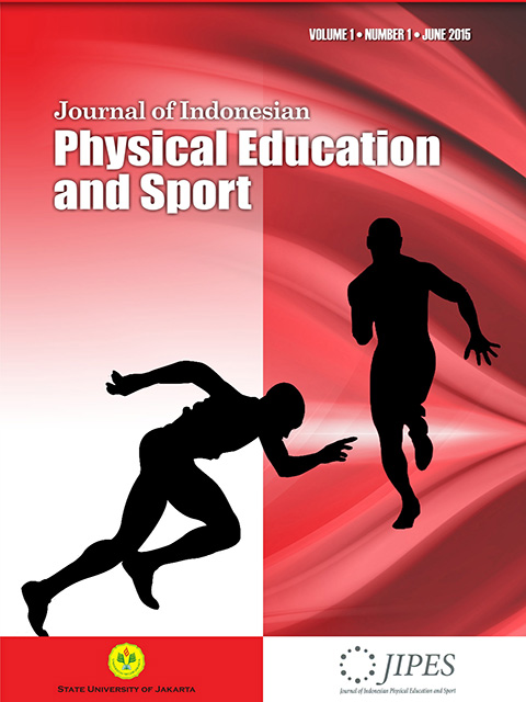 Journal of Indonesian Physical Education and Sport