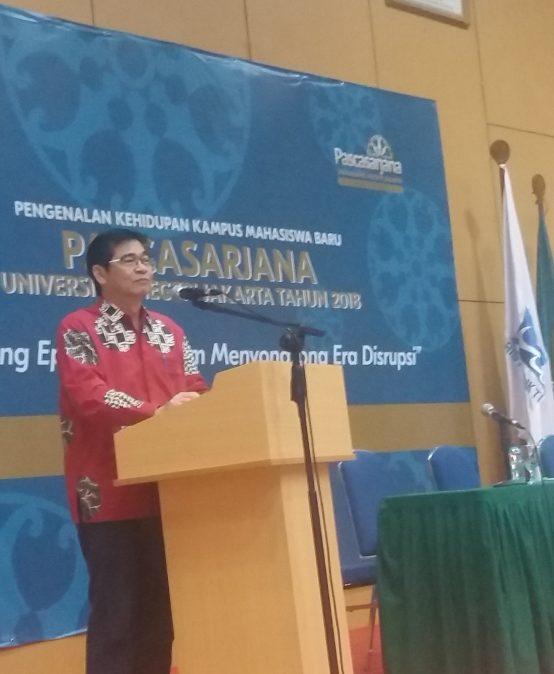 Prof.Intan Ahmad,Ph.D: Salah Satu Peran Kunci Pascasarjana adalah To Create Knowledge