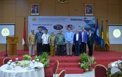 International Conference on Humanities, Education and Social Sciences 2019 di Pascasarjana UNJ
