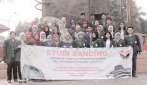 Studi Banding ke Prodi Pendidikan Dasar UPI Bandung