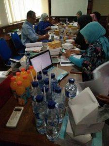Kegiatan Ujian Seminar Proposal Pendidikan Dasar