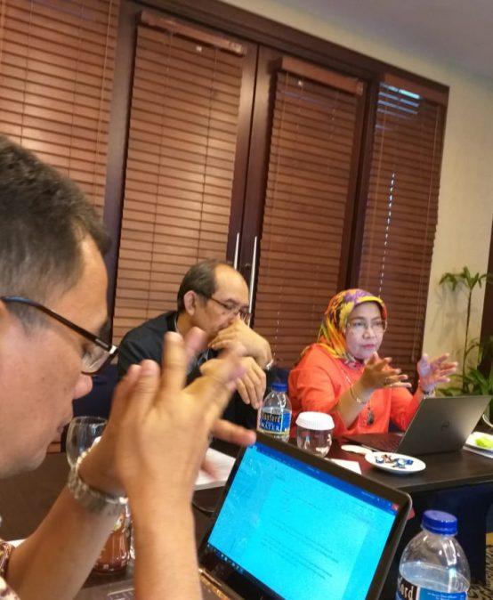 Naskah Akademik dan Draf Komite Pascasarjana Telah Dibuat
