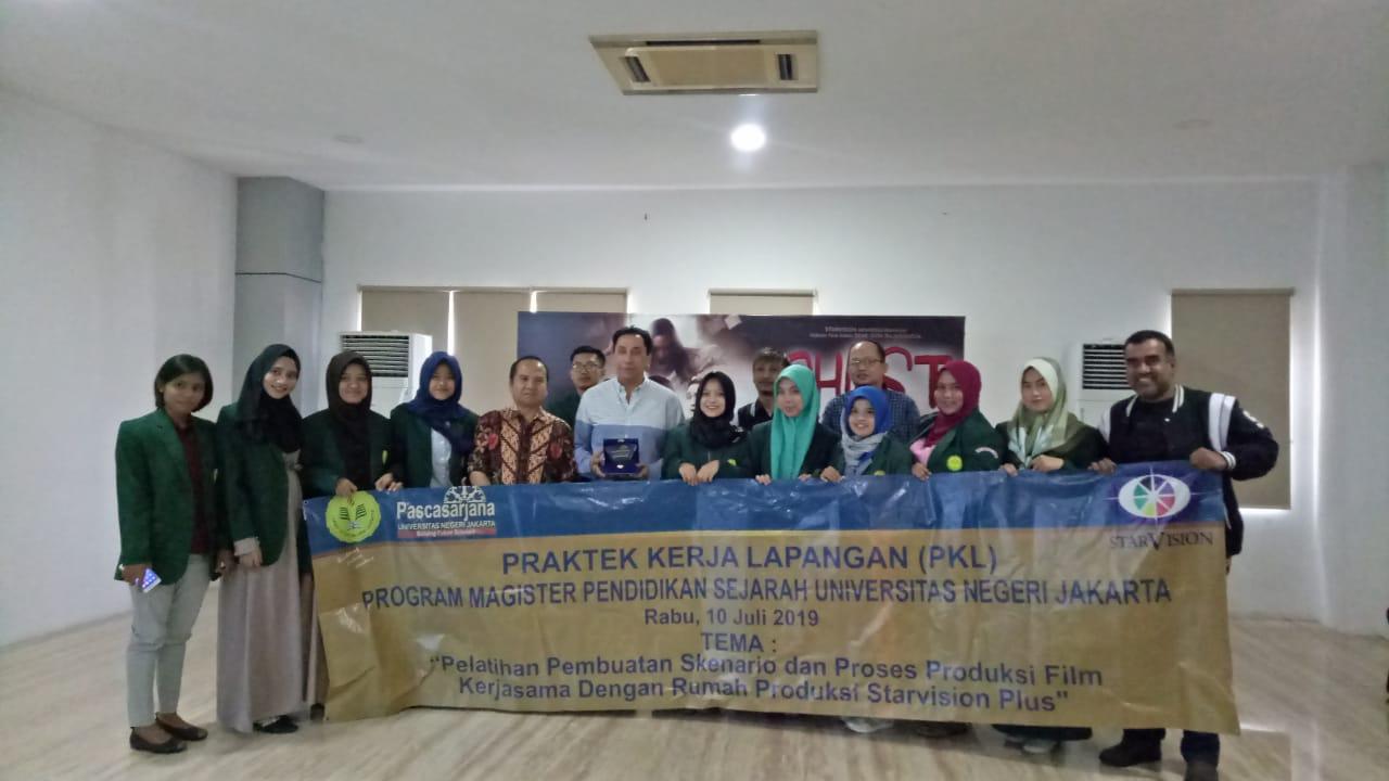 PKL Prodi Pendidikan Sejarah