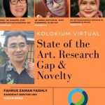 KOLOKIUM VIRTUAL: STATE OF THE ART, RESEARCH GAP AND NOVELTY